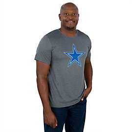 Dallas Cowboys Olton Short Sleeve Performance Tee