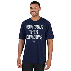 Dallas Cowboys How Bout Them Rivets Tee