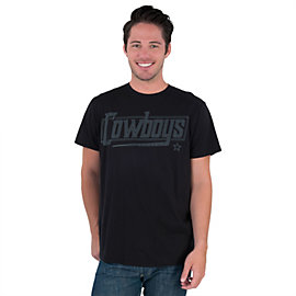 Dallas Cowboys Sleek Tonal Tee