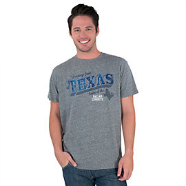 Dallas Cowboys Texas Greetings Tee