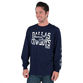 Dallas Cowboys America's Team Patches Tee