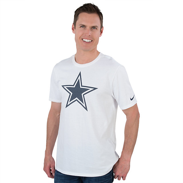 Dallas Cowboys Nike Logo Tee