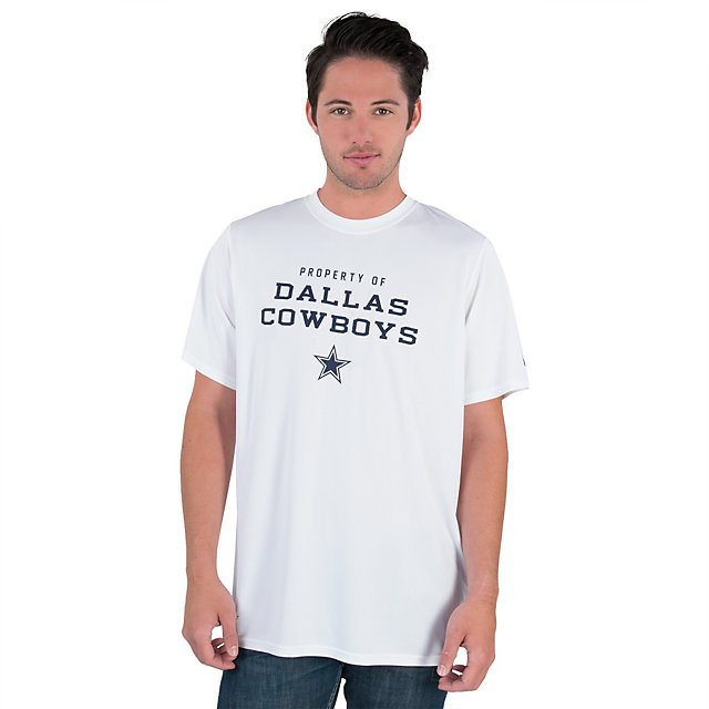 Dallas Cowboys Nike Legend Property Of Tee