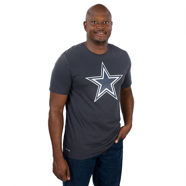 Dallas Cowboys Nike Team Travel Tee