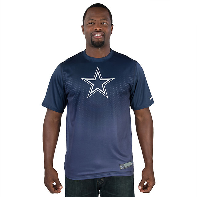 Dallas Cowboys Nike Legend Sideline Player Tee