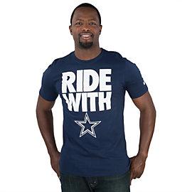 Dallas Cowboys Nike Team Spirit Tee