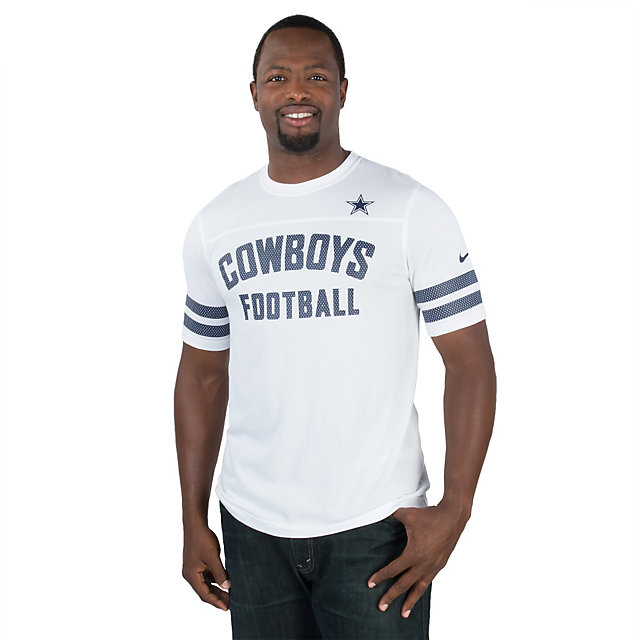 Dallas Cowboys Nike Stadium Football Top