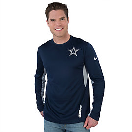 Dallas Cowboys Nike Vapor Long Sleeve Tee