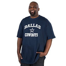 Dallas Cowboys Big and Tall Home Tee