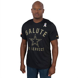 Dallas Cowboys Nike Salute to Service Legend Tee