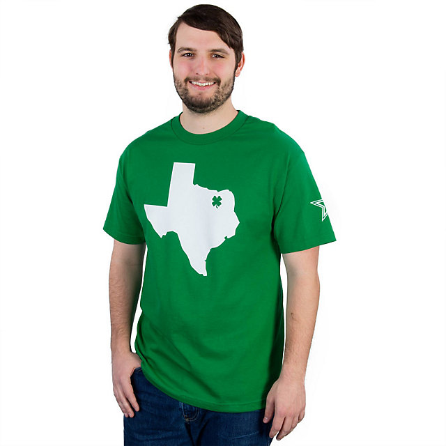 Dallas Cowboys St. Patricks Day Tee