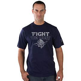 Dallas Cowboys Star Wars Mens Fight We Must Tee