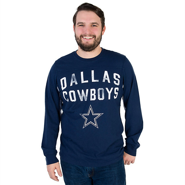Dallas Cowboys Play Action Slub Jersey