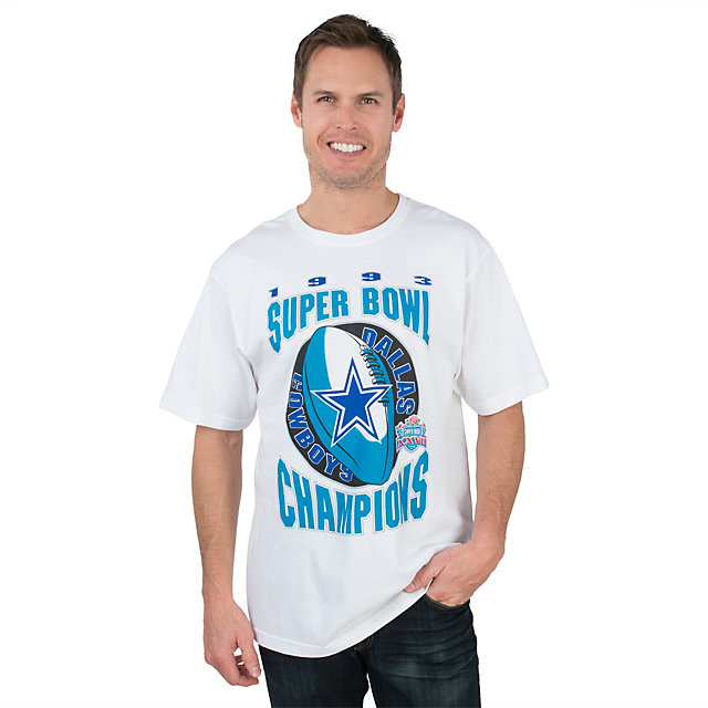 Dallas Cowboys Super Bowl XXVII Champs '93 Tee