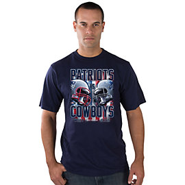Dallas Cowboys 2015 Patriots Game Day Tee