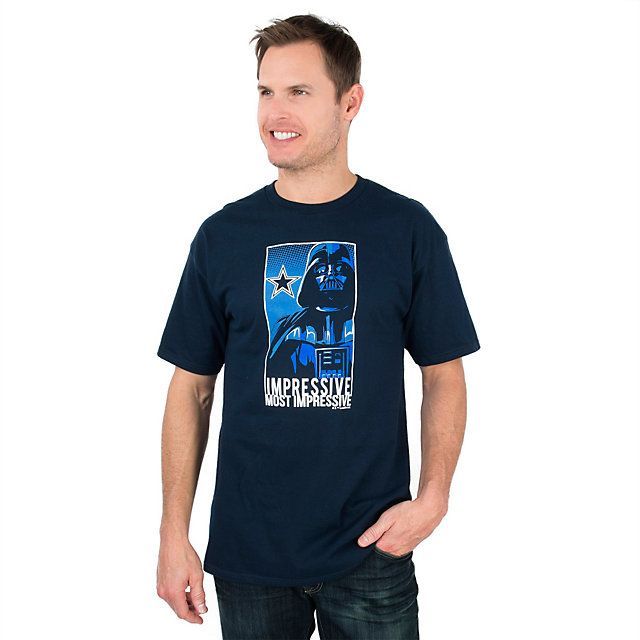 Dallas Cowboys Star Wars Impressive Tee