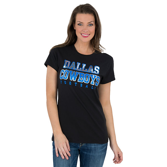 Dallas Cowboys Womens Magnetic Tee