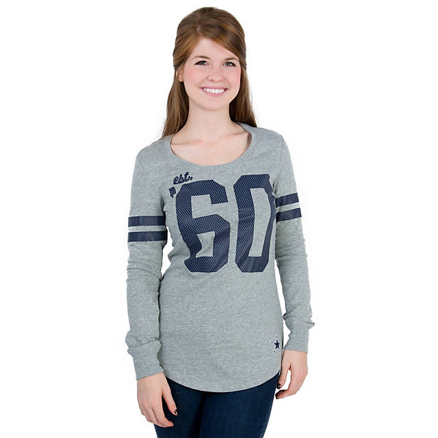 Dallas Cowboys Nike Stadium Game Day Long Sleeve Tee