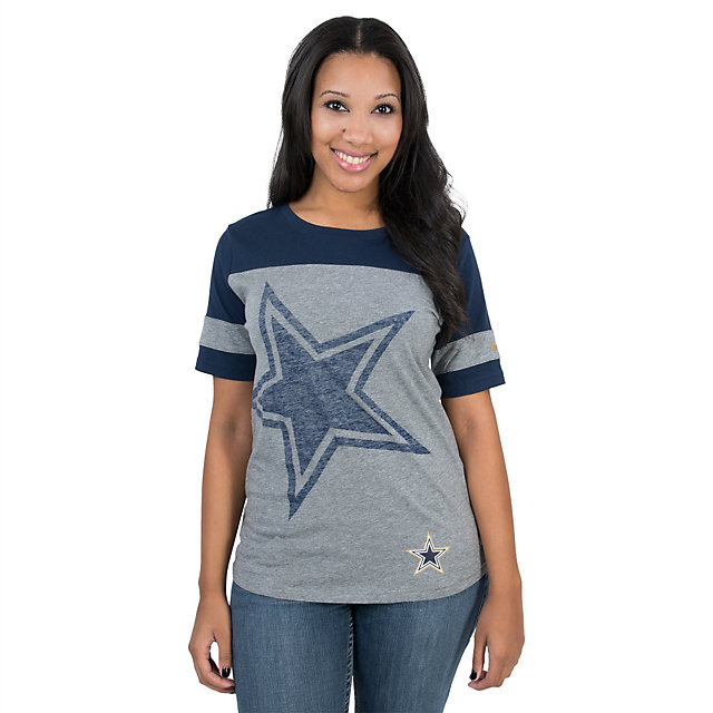 Dallas Cowboys Nike Championship Drive Fan Top