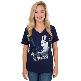 Dallas Cowboys Star Wars Princess Tee