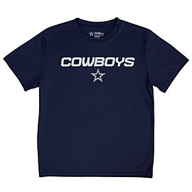 Dallas Cowboys Youth Hudson Performance Tee