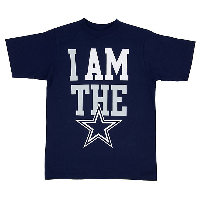 Dallas Cowboys Youth I Am The Star Tee