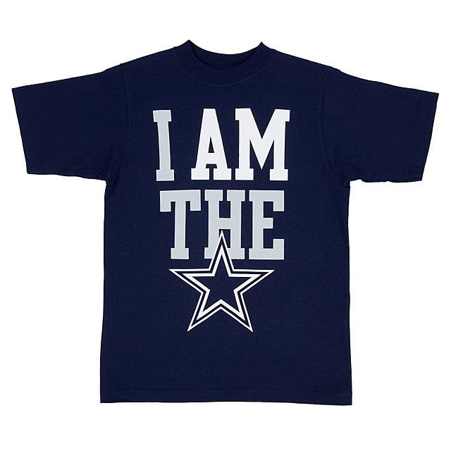 Dallas Cowboys Youth I Am The Star Tee