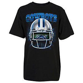 Dallas Cowboys Youth Helmet Vision Tee