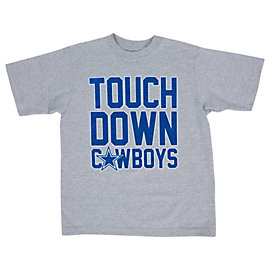 Dallas Cowboys Youth Touchdown Tee