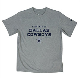 Dallas Cowboys Youth Nike Property Of Tee