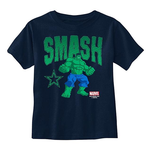 Dallas Cowboys MARVEL Toddler Hulk Smash Tee