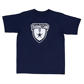 Dallas Cowboys Youth Training Camp Starts Here Tee