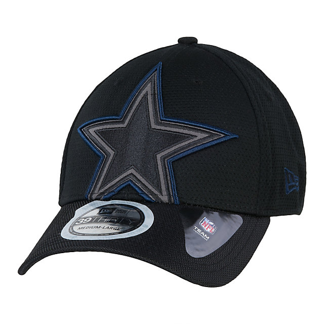 Dallas Cowboys New Era Build Up 39Thirty Cap