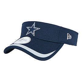 Dallas Cowboys New Era Lined Visor