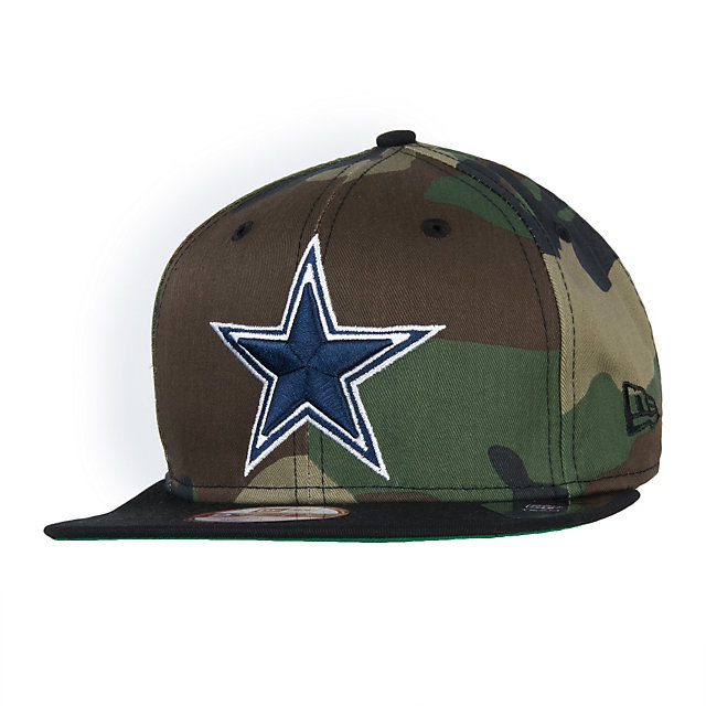 Dallas Cowboys New Era Primary Fan Redux 9Fifty Cap