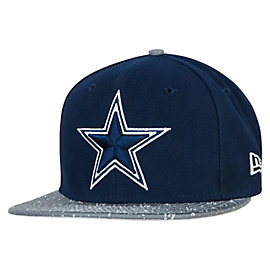 Dallas Cowboys New Era Glogo Glow-In-The-Dark Cap