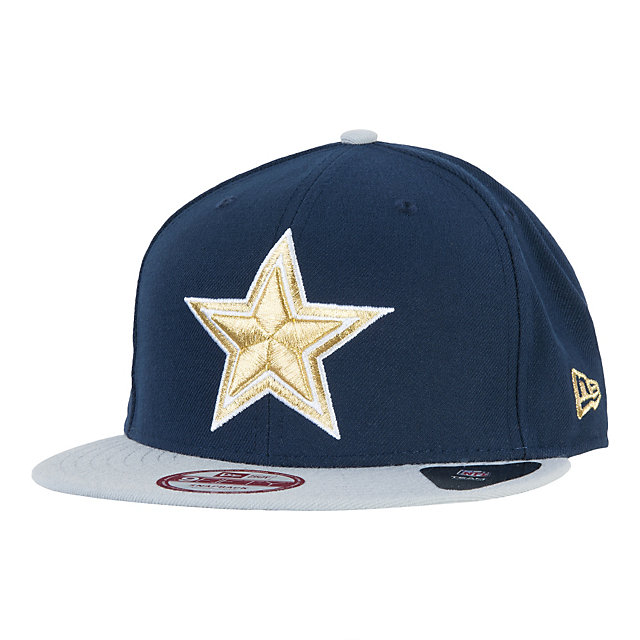 Dallas Cowboys New Era Team Hasher 9Fifty Cap