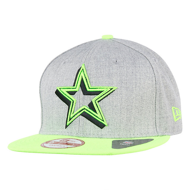 Dallas Cowboys Neon Logo Redux 9Fifty Cap