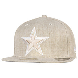 Dallas Cowboys New Era Heather League Basic 59Fifty Cap