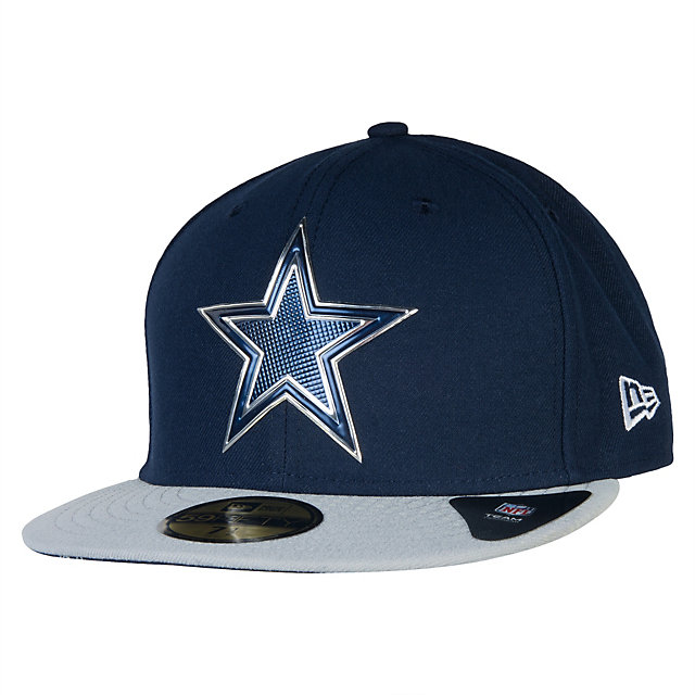 Dallas Cowboys New Era 2015 Onstage Draft 59Fifty