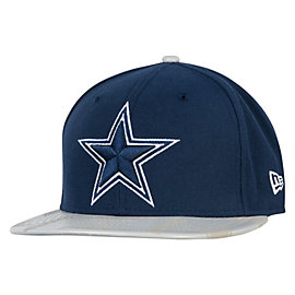 Dallas Cowboys New Era Etch Vize 59Fifty Cap