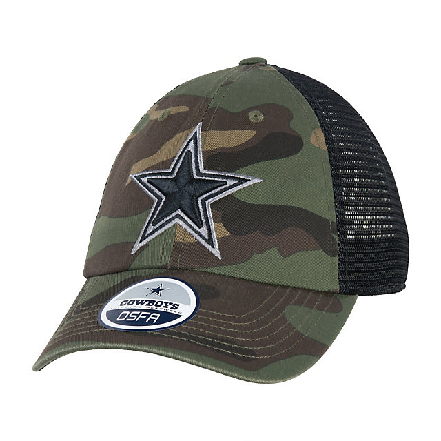 Dallas Cowboys Right Flank Cap