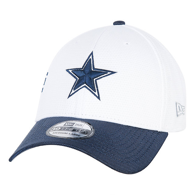Dallas Cowboys New Era Zoom Slice 39Thirty Cap