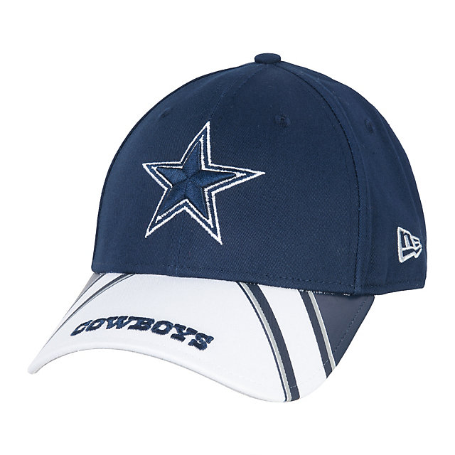 Dallas Cowboys New Era Jersey Play Classic Cap