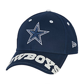Dallas Cowboys New Era Word Pin Classic 9Forty Cap