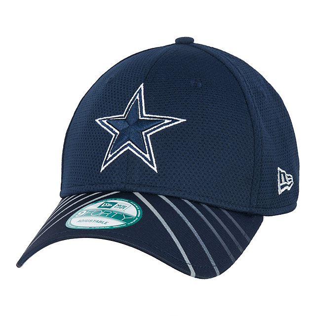 Dallas Cowboys New Era Visor Beam 9Forty Cap