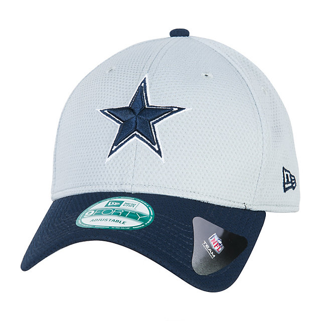 Dallas Cowboys New Era Fundamental Tech 2 9Forty Cap