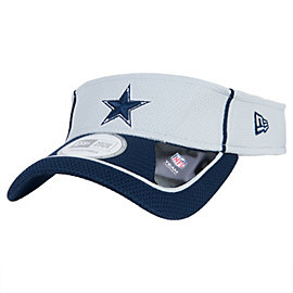 Dallas Cowboys New Era Energy Pipe Visor