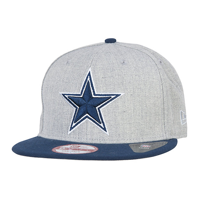 Dallas Cowboys New Era Bind Back 9Fifty Cap