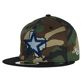 Dallas Cowboys New Era State Flective Redux 59Fifty Cap